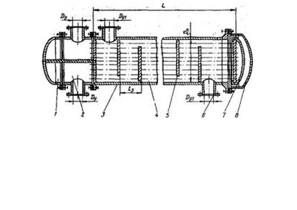 Теплообменник размер аппарата усилие затяжки теплообменника